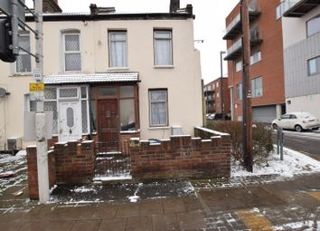 Thumbnail 2 bed end terrace house for sale in High Road, Chadwell Heath, Romford
