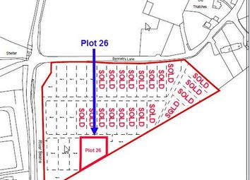 Thumbnail Land for sale in Plot 26 Church Farm Meadow, Rushden, Buntingford, Hertfordshire