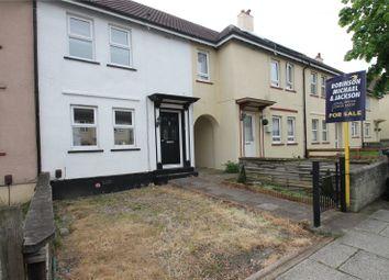 Thumbnail 3 bed terraced house for sale in Oak Road, Gravesend, Kent
