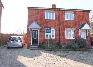Thumbnail 2 bed semi-detached house to rent in Francis Way, Colchester