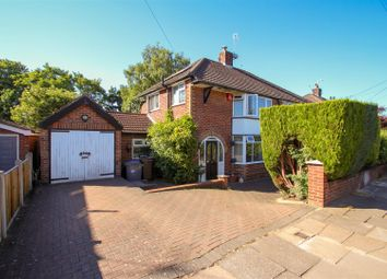 Thumbnail 3 bed semi-detached house for sale in (Backing Onto Longton Brook), Brook Road, Trentham, Stoke-On-Trent
