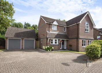 Thumbnail 4 bed detached house for sale in Tylden Way, Horsham