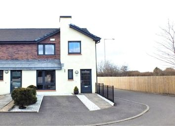 Thumbnail 3 bed terraced house for sale in Station Court, Bellshill