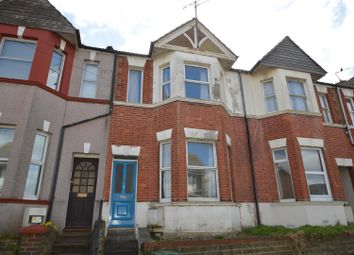Thumbnail 3 bed terraced house for sale in Preston Road, Bexhill-On-Sea