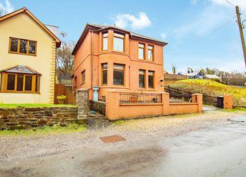 Thumbnail 3 bed detached house for sale in Varteg Bryn, Bryn, Port Talbot, Glamorgan