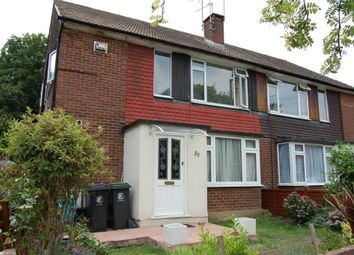 Thumbnail 2 bedroom maisonette for sale in Wimborne Close, Buckhurst Hill