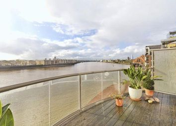 Thumbnail 3 bedroom flat for sale in Roneo Wharf, Limehouse
