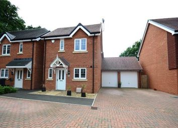 Thumbnail 3 bed detached house for sale in Wey Meadow Close, Farnham, Surrey
