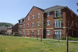 Thumbnail 1 bed flat for sale in Cae Alaw Goch, Aberdare