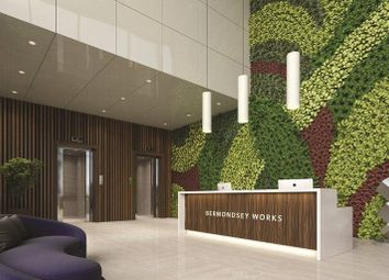Thumbnail 3 bed flat for sale in Bermondsey Works, Verney Road, Bermondsey, London