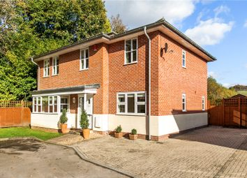 Thumbnail 5 bed detached house for sale in Grange Road, Winchester, Hampshire