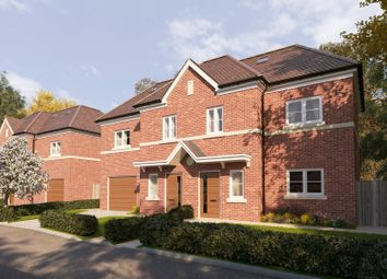 Thumbnail 4 bedroom semi-detached house for sale in Braywick Road, Maidenhead