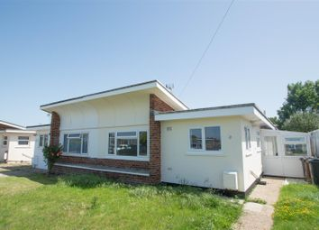 Thumbnail 2 bed semi-detached bungalow for sale in The Square, Beachlands, Pevensey