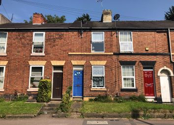 Thumbnail 2 bedroom terraced house for sale in Abbey Street, Derby