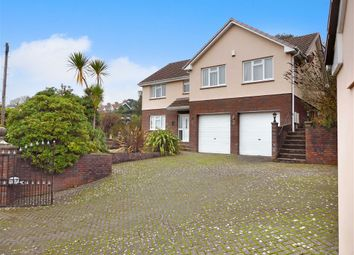Thumbnail 5 bedroom detached house for sale in Woodlands, Combe Martin, Ilfracombe