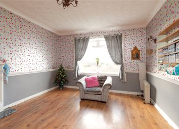 Thumbnail 2 bed flat for sale in Woodside Drive, Calderbank, Airdrie, North Lanarkshire