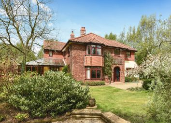 Thumbnail 6 bed detached house for sale in Ovington Road, Saham Toney, Thetford