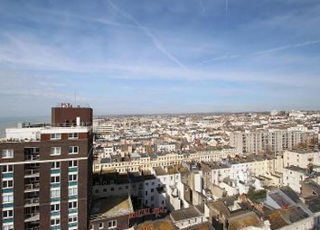 Thumbnail  Studio to rent in Bedford Towers, Kings Road, Brighton