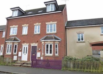 Thumbnail 3 bedroom town house to rent in Swansmoor Drive, Hixon, Stafford