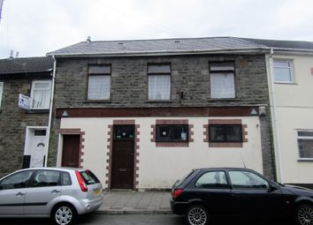 Thumbnail 1 bed terraced house for sale in Dyffryn Street, Ferndale