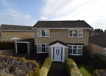 Thumbnail 4 bed detached house for sale in Sandholme Drive, Ossett