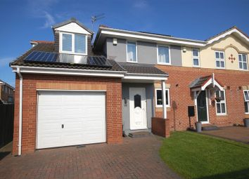 Thumbnail 3 bed property for sale in Stagshaw, Killingworth, Newcastle Upon Tyne