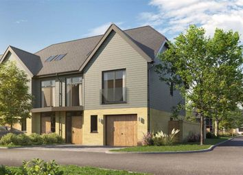 Thumbnail 4 bed semi-detached house for sale in South Cliff Place, Broadstairs, Kent