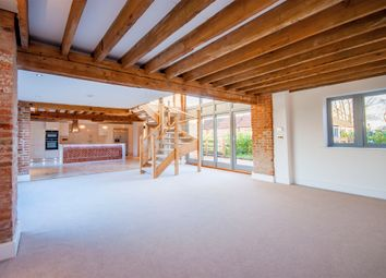 Thumbnail 4 bed barn conversion for sale in Oxton Hill, Nottingham