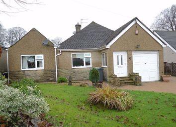 Thumbnail 4 bed detached bungalow for sale in Cavendish Avenue, Buxton, Derbyshire