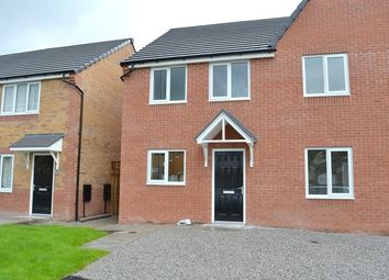 Thumbnail 3 bedroom property to rent in Lauderdale Crescent, Manchester