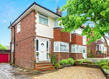 Thumbnail Semi-detached house for sale in Sheppard Road, Basingstoke