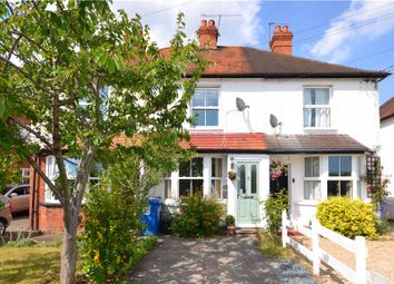 Thumbnail 2 bedroom terraced house for sale in Milley Bridge, Waltham St. Lawrence, Reading