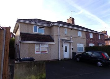 Thumbnail 1 bed flat for sale in The Greenway, Fishponds, Bristol