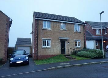 Thumbnail 3 bed detached house for sale in Maes Y Piod, Bridgend