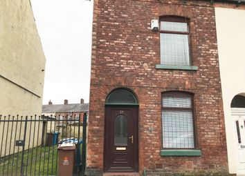Thumbnail 2 bedroom end terrace house to rent in Brown Street, Failsworth, Manchester