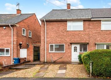Thumbnail 3 bed semi-detached house for sale in Dryden Crescent, Highfields, Stafford, Staffordshire