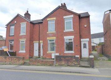 Thumbnail 2 bed end terrace house to rent in Boggs Cottages, Lindhurst Lane, Mansfield