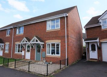 Thumbnail 2 bed end terrace house for sale in Severn Drive, Taunton