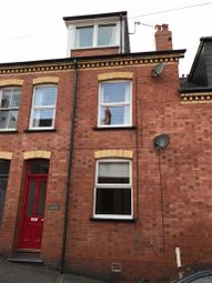 Thumbnail 5 bed terraced house for sale in Edgehill Road, Aberystwyth, Ceredigion