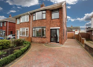 Thumbnail 3 bed semi-detached house for sale in Bispham Road, Poulton-Le-Fylde