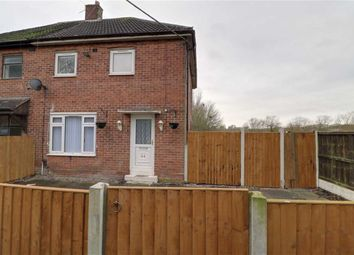 Thumbnail 3 bed end terrace house to rent in Brewester Road, Stoke-On-Trent