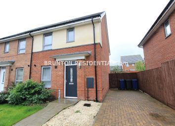 Thumbnail 3 bed semi-detached house for sale in Piper Court, Kenton