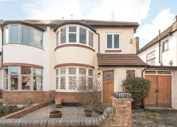 Thumbnail 4 bedroom semi-detached house for sale in Grosvenor Road, Muswell Hill, London