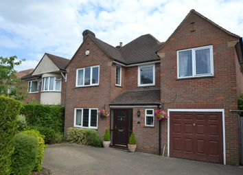 Thumbnail 4 bed detached house for sale in Green Lane, Amersham