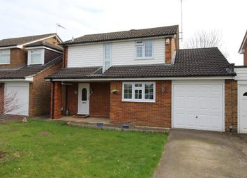 Waterside Drive, Purley On Thames, Reading RG8. 3 bed link-detached house for sale