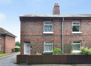 Thumbnail 2 bed end terrace house for sale in Station Road, Cotes Heath, Staffordshire
