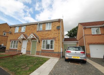 3 bed semi-detached house for sale in Dickens Way, Crook DL15