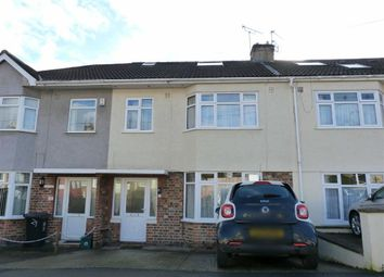 Thumbnail 4 bed terraced house for sale in Hulse Road, Brislington, Bristol