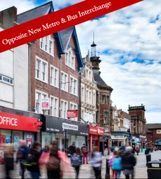 Thumbnail Retail premises to let in 4-6 King Street, South Shields, Tyne And Wear