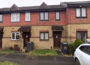 Thumbnail 2 bed terraced house to rent in Coverdale, Luton, Bedfordshire